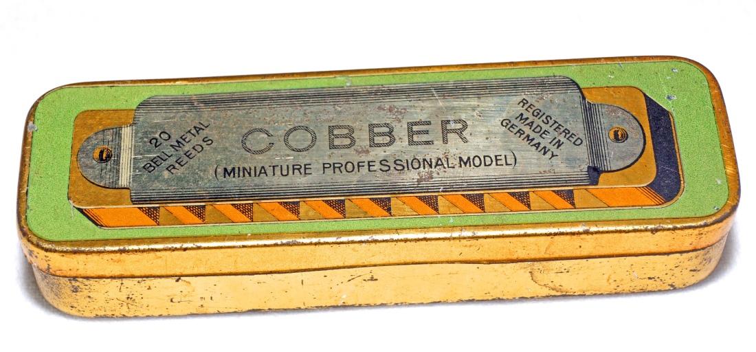 cobber tin